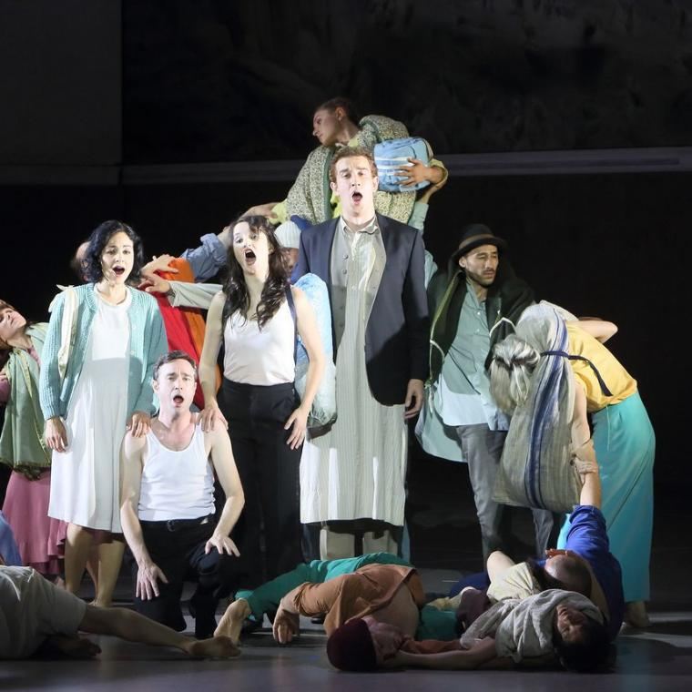 Rameau, Les Indes Galantes, Bayerische Staatsoper 2016