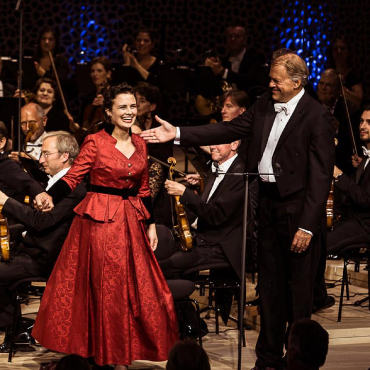 Opening Night, Elbphilharmonie 2017