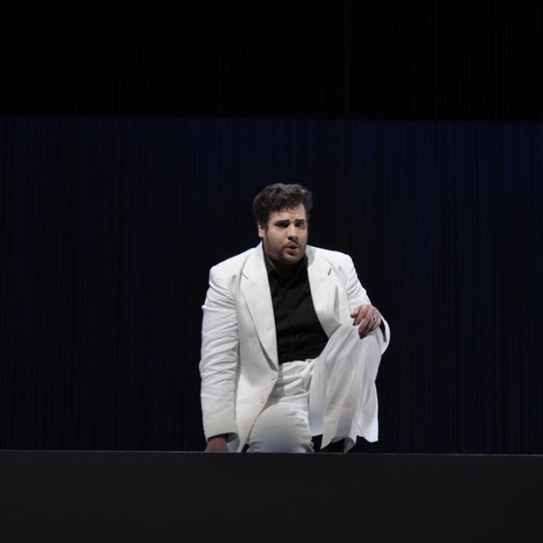 Bach, Amadis des Gaules, Nationaltheater Mannheim 2012
