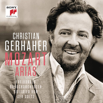 CD-Label, Mozart Arias