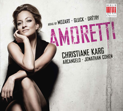 CD-Cover Amoretti
