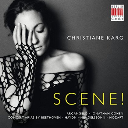 CD-Cover, Scene, Christiane Karg