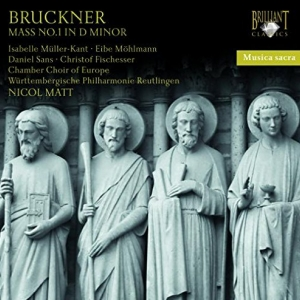 Bruckner - Mass No. 1 in D Minor