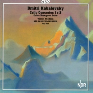 Kabalevsky: Cello Concertos