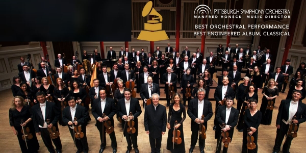 And the Grammy goes to.... Manfred Honeck!